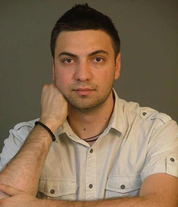Catalin - who loves having his own business in Movie Production